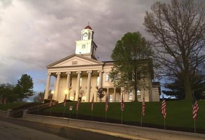 Old courthouse to receive facade upgrades