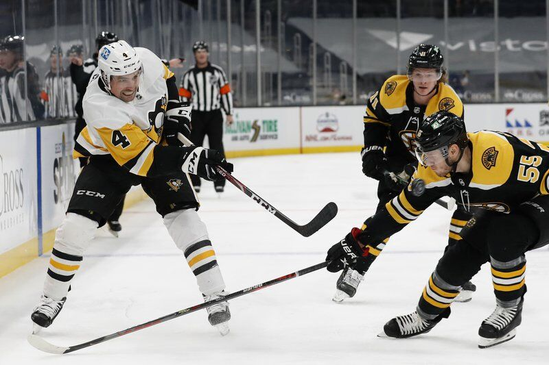 Penguins end winless drought in Boston