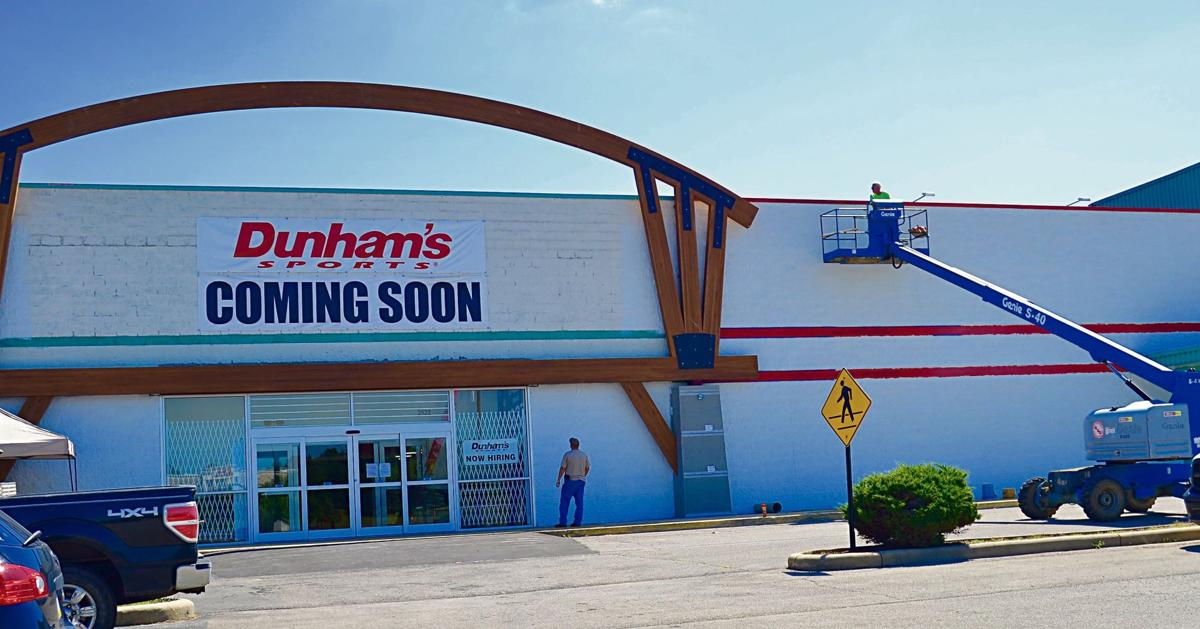 Dunham's moving to Union