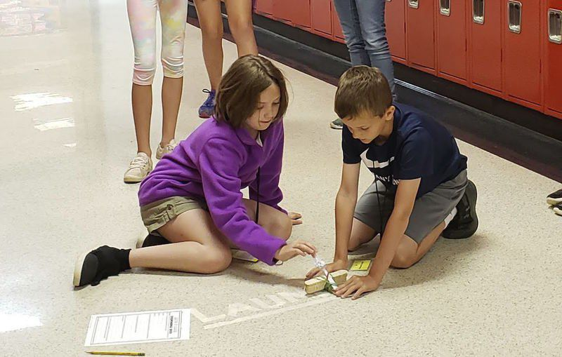 Mohawk STEAM campers get 'Lost in Space!'
