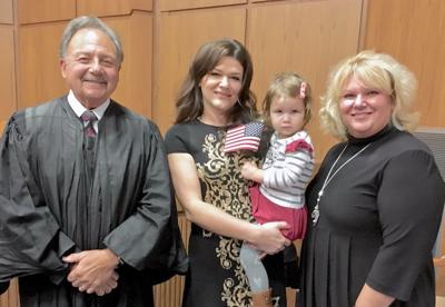 Ukraine woman becomes U S  citizen in county court | News
