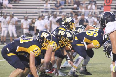 Wilmington football team gets two byes