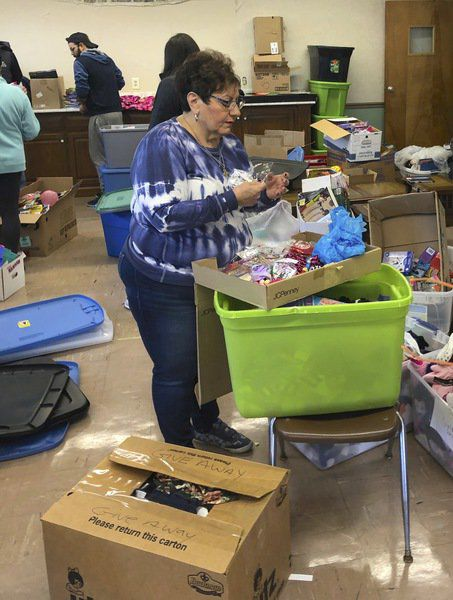 Volunteers offer their Helping Hands at CYS