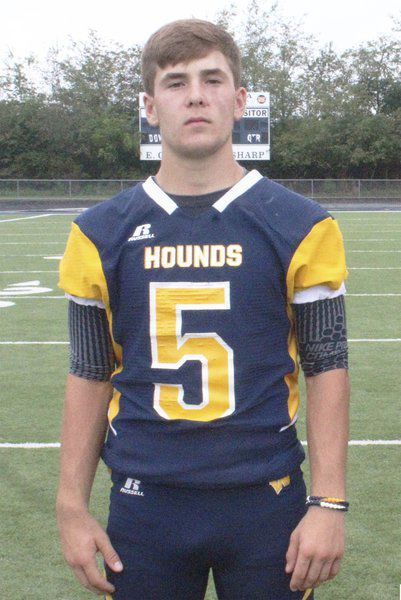 Bender gives 'Hounds dual-threat option at quarterback