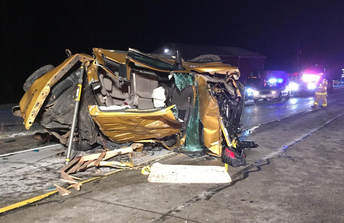 Multi-vehicle crash closes Route 422 | News | ncnewsonline com
