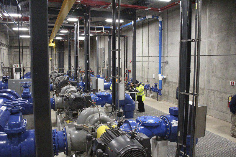 New water treatment plant welcomed addition in county