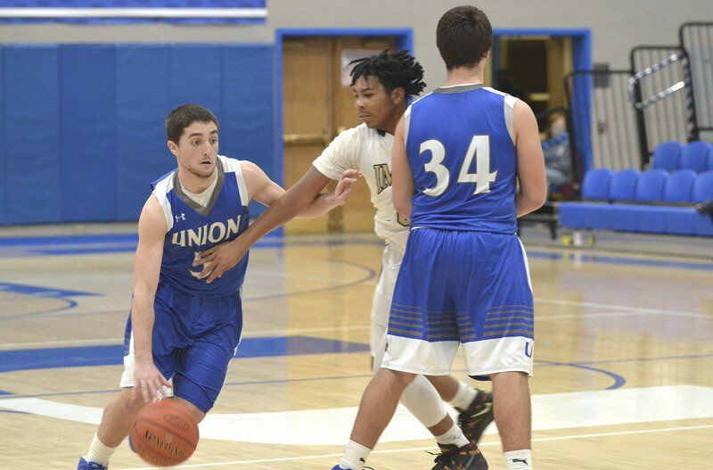 Union boys pull away for win over Imani