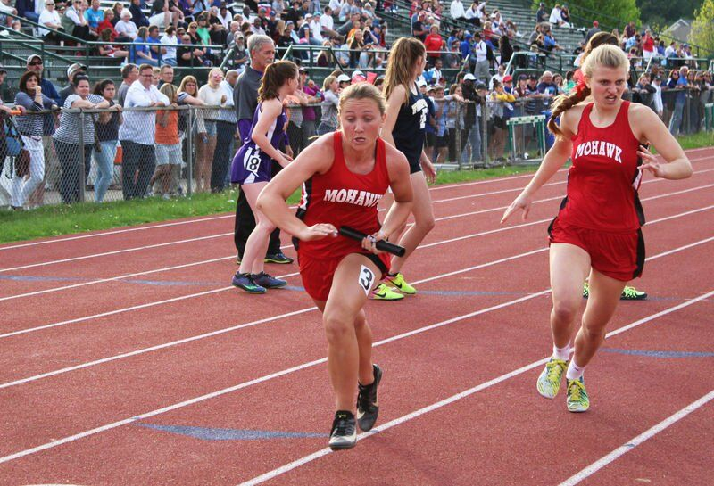 Nadia Lape on track for success at West Point