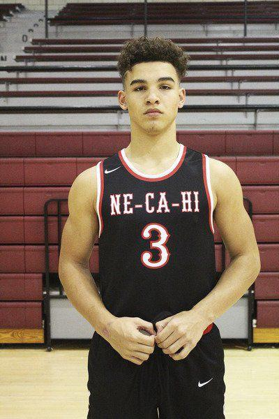 New Castle's Wells a dominant force on Section 2-4A first team