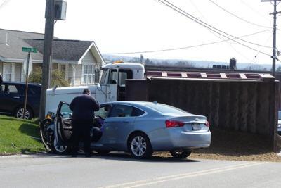 Union Township crash