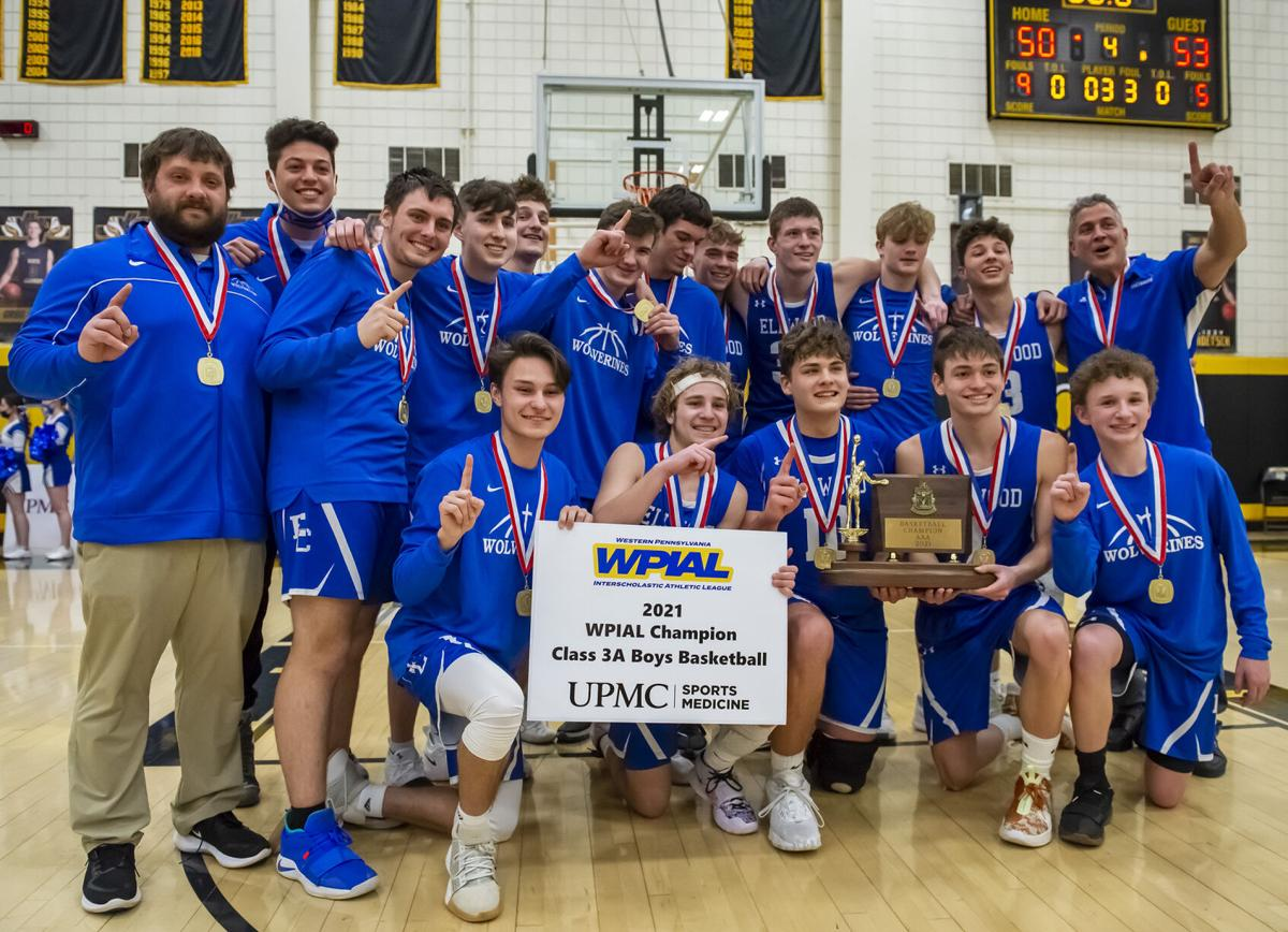 Ellwood City boys basketball beats South Allegheny 53-50 for their first WPIAL championship in 35 years