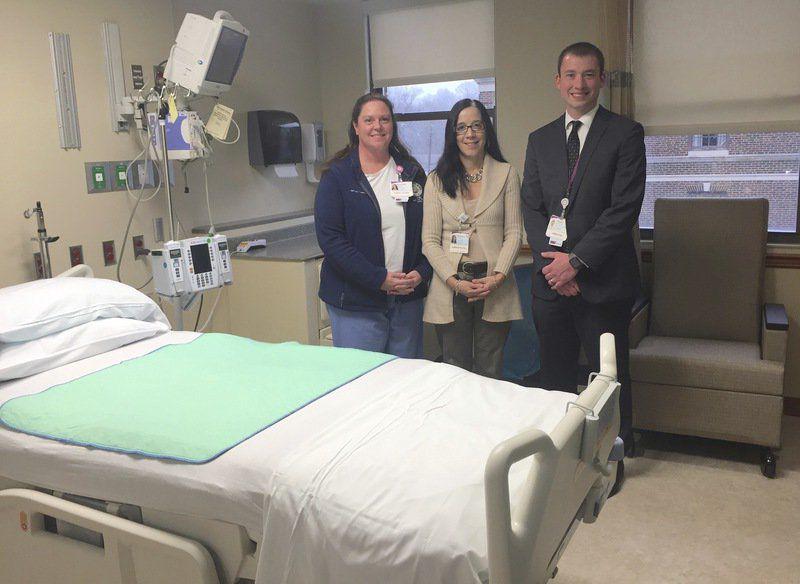 UPMC Jameson unveils ICU renovations | Local News