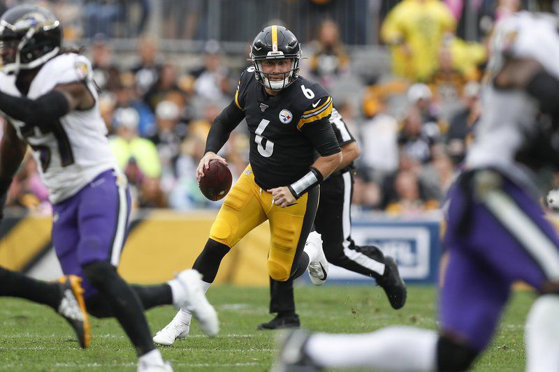 Steelers' season could rest in the hands of QB Hodges