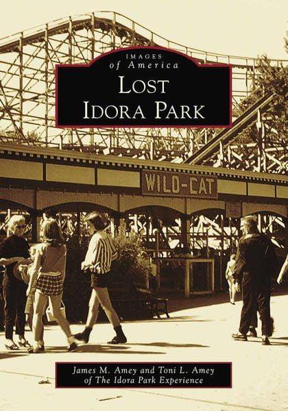 Book offers photos, memories of Idora Park
