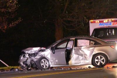 Ellwood City man dies in motorcycle collision
