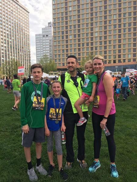 RUNNING MAN Laurel High graduate finds his niche as new CEO of Pittsburgh Marathon