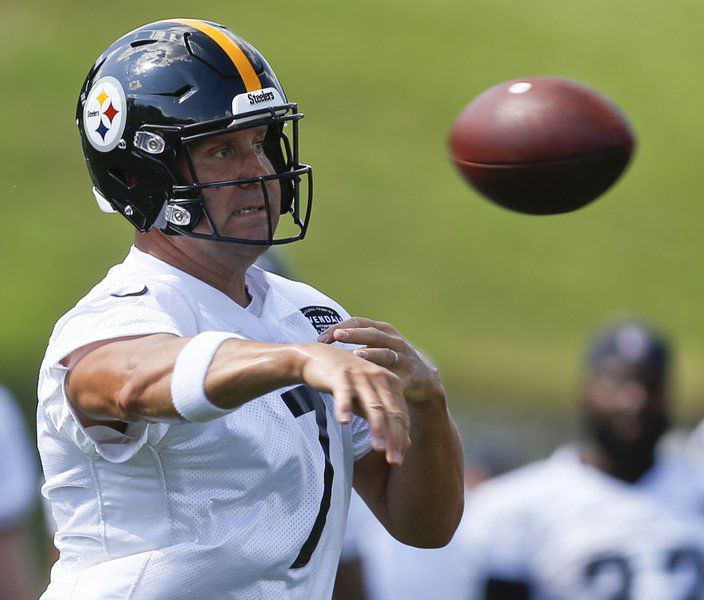 db9628c28c4 Leaner Roethlisberger seeks another title for Steelers