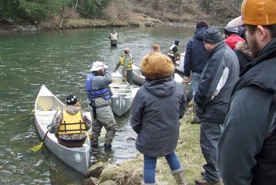 Trout, pancakes bring crowds to Volant | News | ncnewsonline com