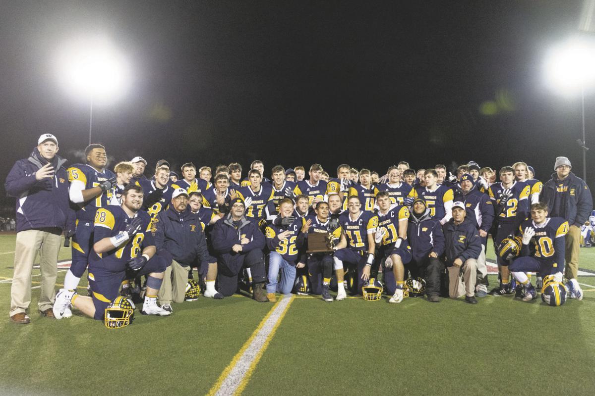 Wilmington District 10 title team photo