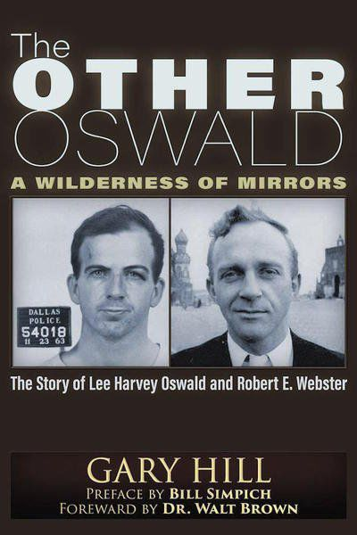 Local man writes book on Cold War, Oswald
