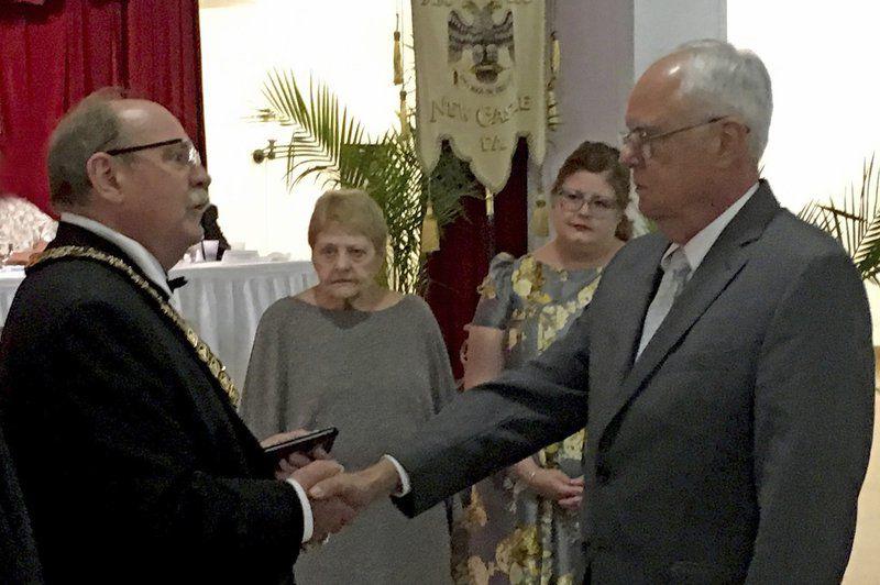 Masons celebrate past, look to future