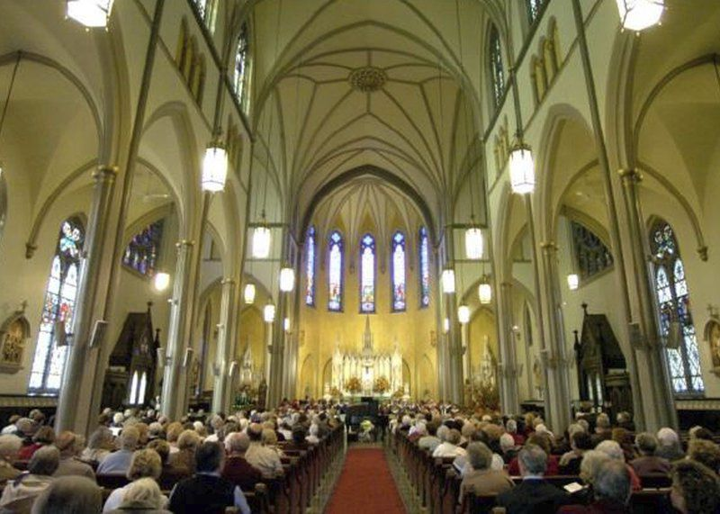 Merging parishes: is it enough?