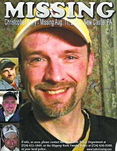 Christopher Story still missing