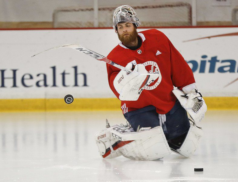 c5488da8987 Holtby s playoff dominance goes beyond  the save  for Capitals. Washington  ...