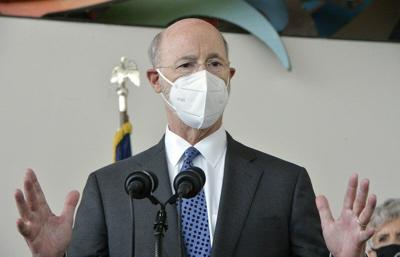 Wolf's COVID response behind ballot questions