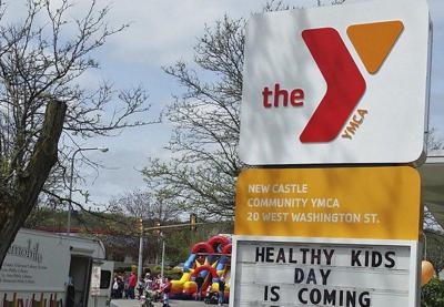 Saturday is Healthy Kids Day at the downtown YMCA