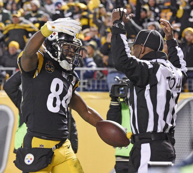 Steelers are red-hot in prime-time outings