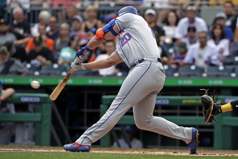 Marte, Pirates stop Mets' win streak with victory