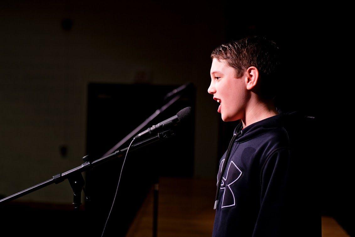 Talent show I