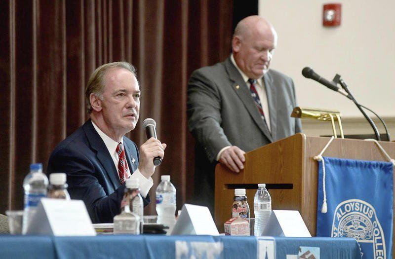Agriculture leaders, legislators hear concerns at dairy summit