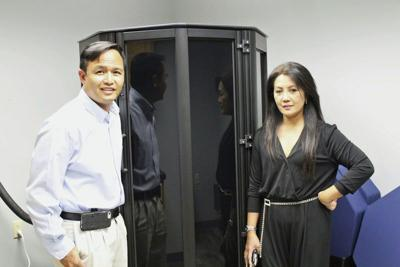 Cryotherapy clinic marks first year