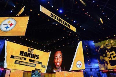 Steelers turn to Alabama star Harris to jump-start run game