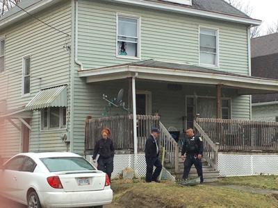 North Lee Street homicide