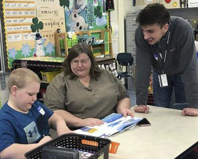 Westminster students, area families team up to build literacy skills