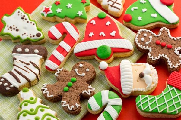 Reindeer Peanut Butter Ritz Holiday Cookies