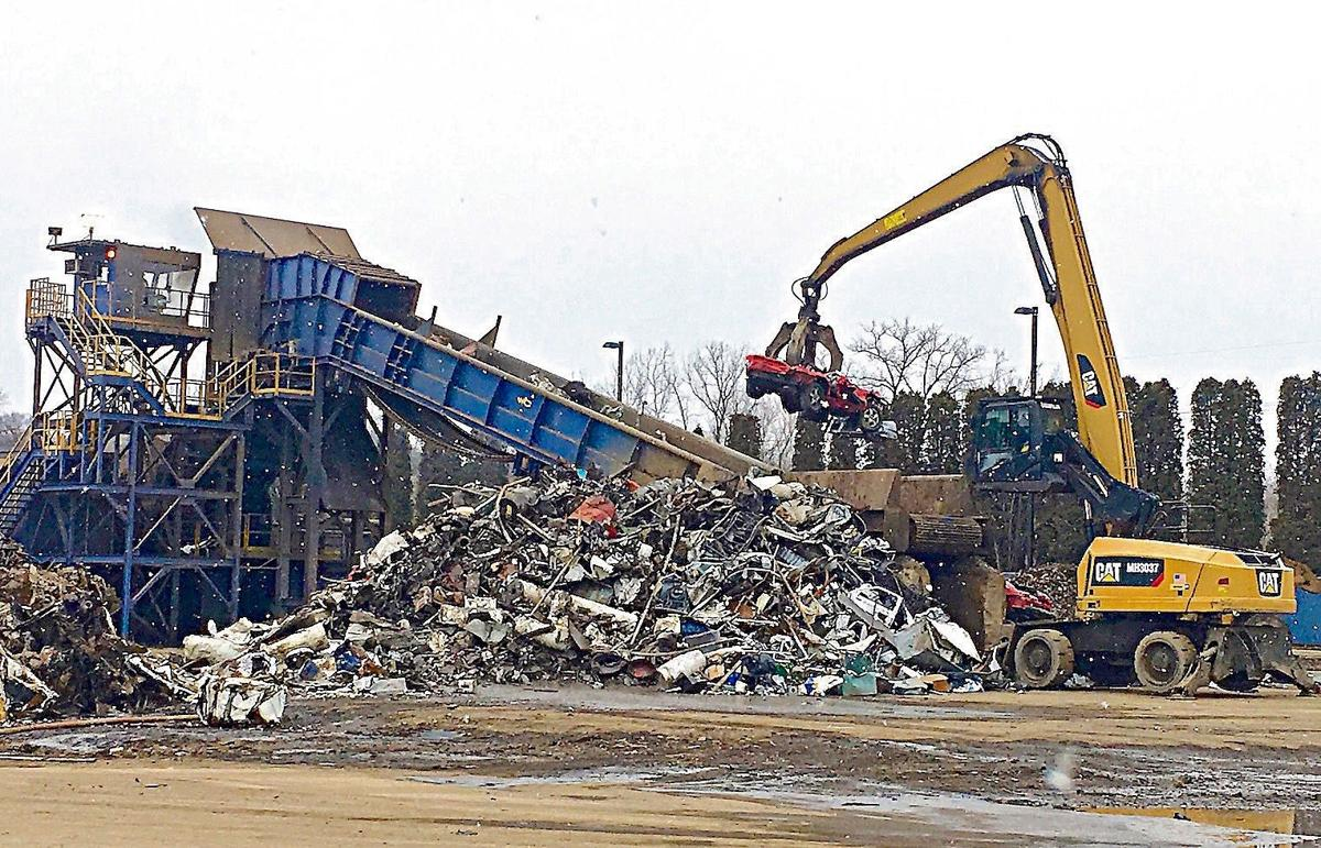 Metal recycler to seek hearing over a possible 500 citations   News ...