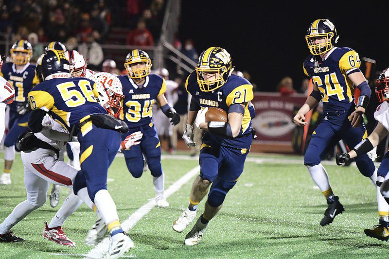 'Hound's hopes of returning to state title game end with loss to Avonworth