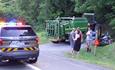 Route 19 collision