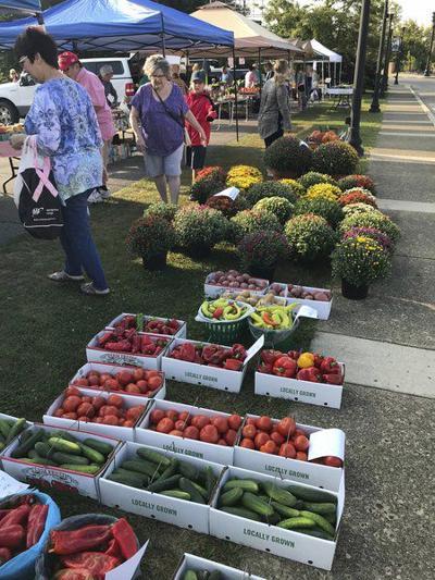 New Castle Farmers Market returns Saturday