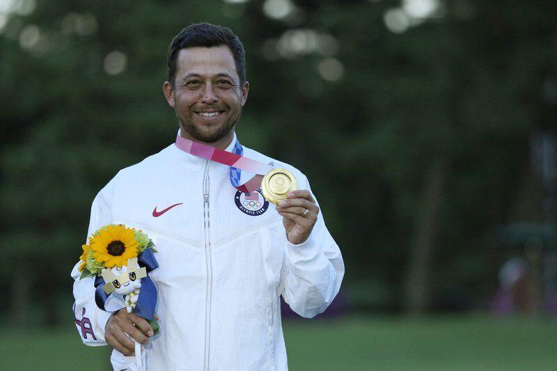 Gold puts Schauffele among golf's elite players