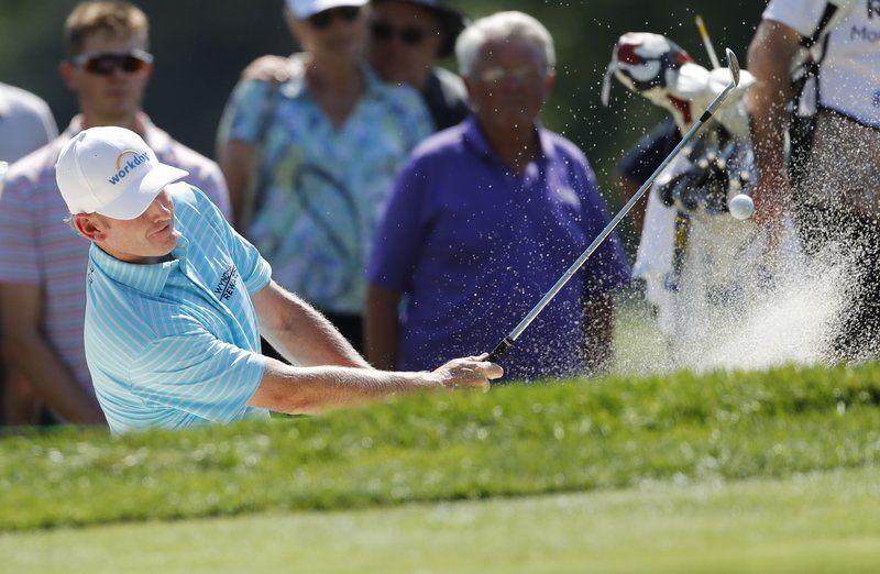 Lashley shoots 63 to take lead at PGA Rocket Mortgage Classic