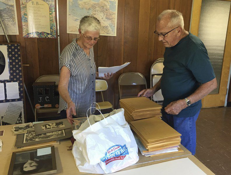 Wesley members recall church's past