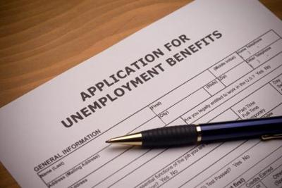 Unemployment office layoffs