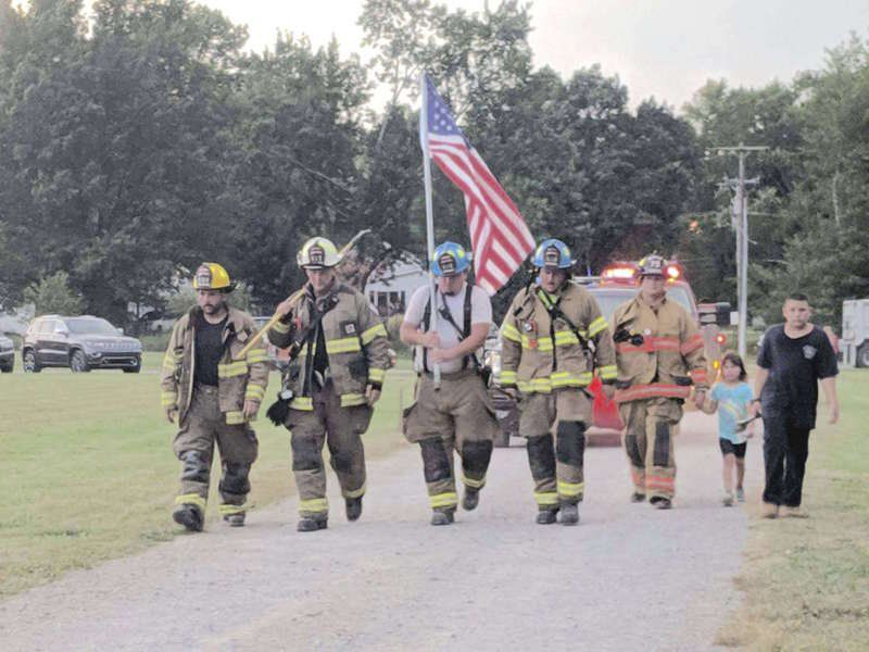 9/11 fallen honored at annual Pulaski walk/run
