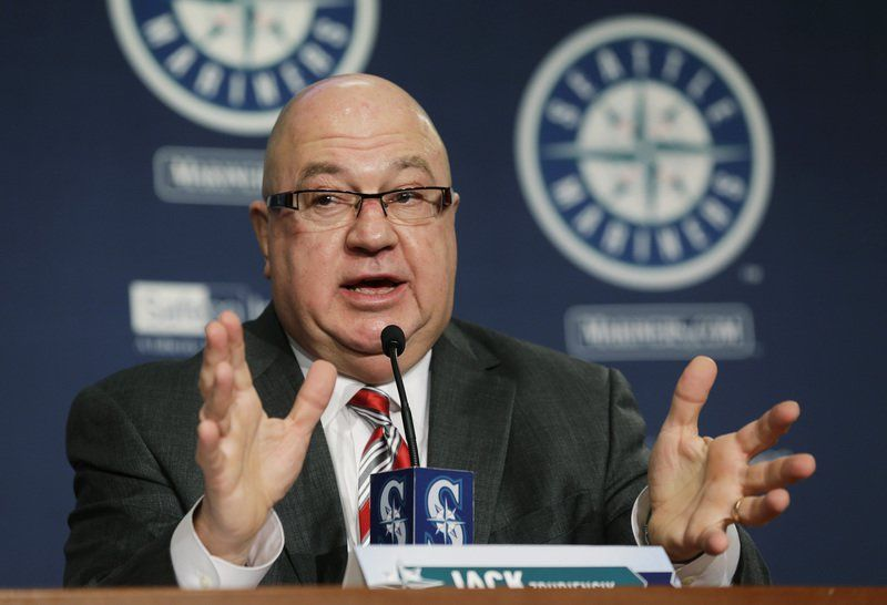 Mariners fire GM Zduriencik after seven seasons