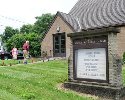VIDEO Wesley Methodist Congregation Meets For Final Time